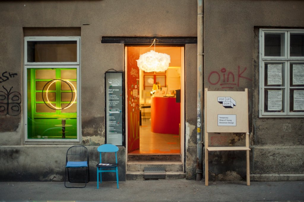 Pop-up dom Vienna