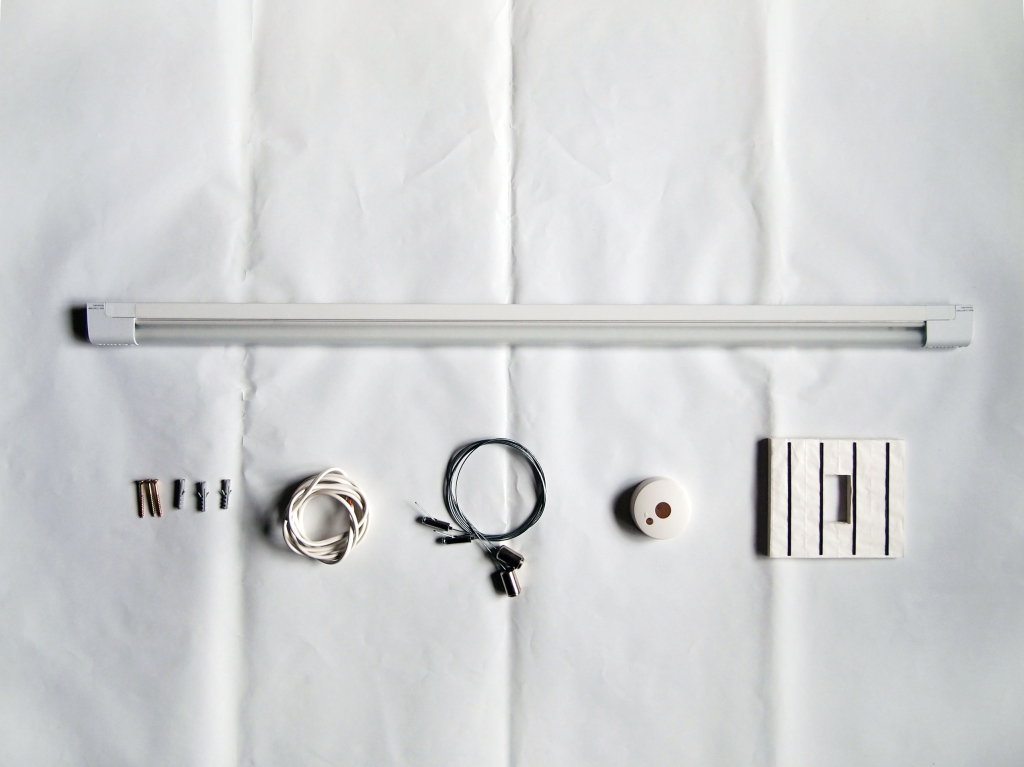 Harmonica lamp_ components
